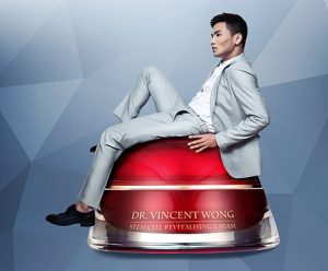 Vincent stem cell cream